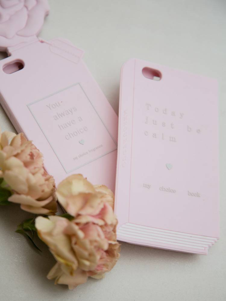 My Choice Book silicon iPhone Case
