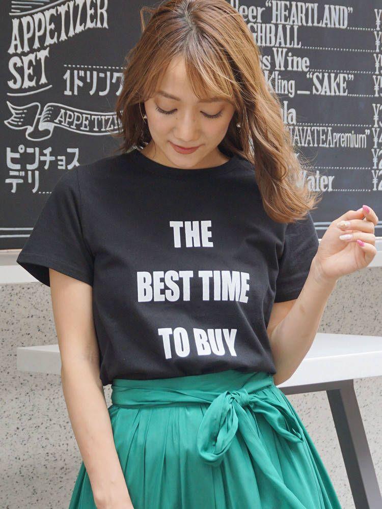 简单的标志T恤