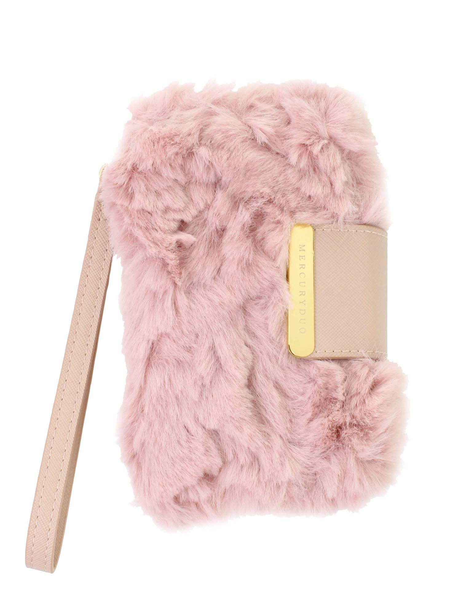 Fake fur multi smartphone case
