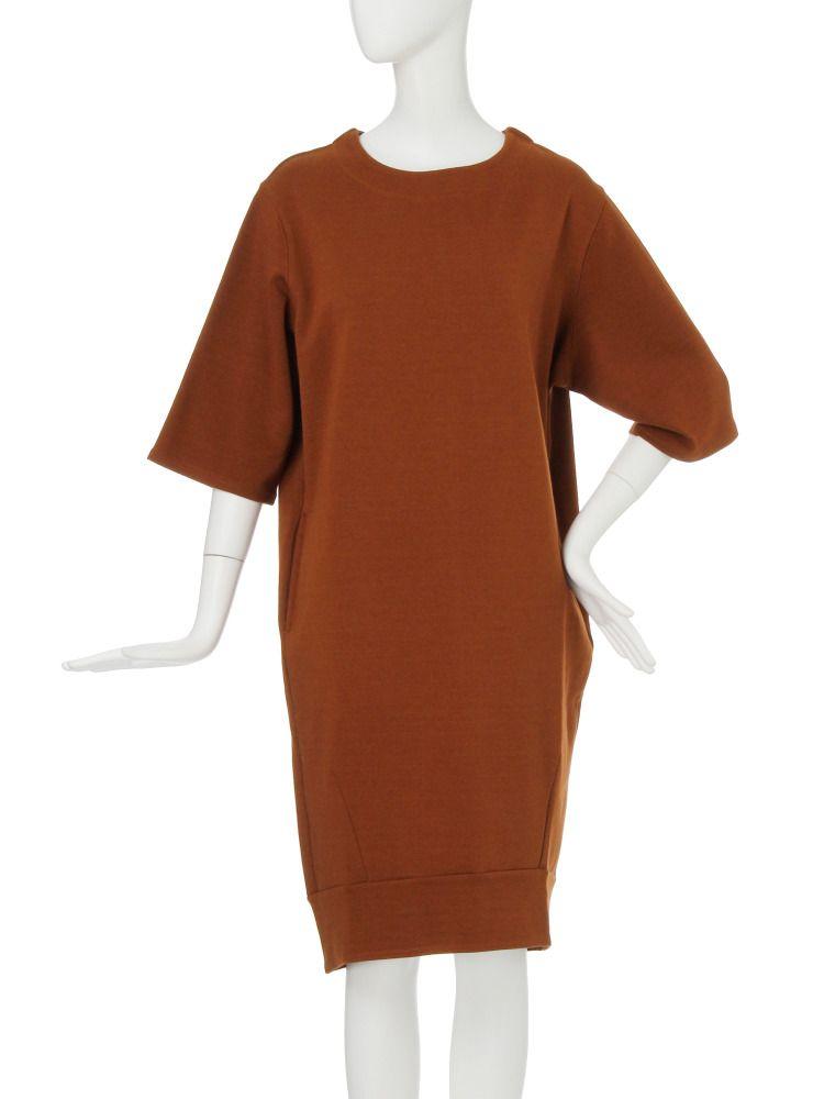 [休閒]松繭連衣裙