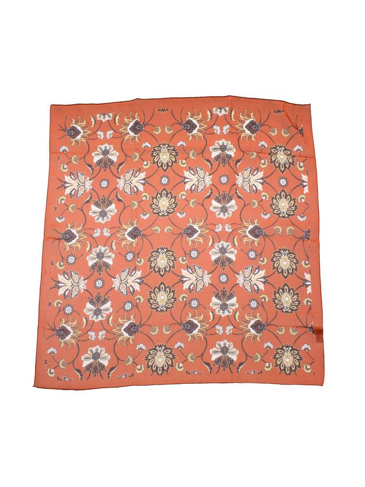 Ethnic flower スカーフ
