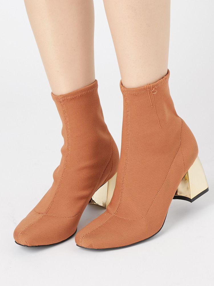 適合苗條靴子