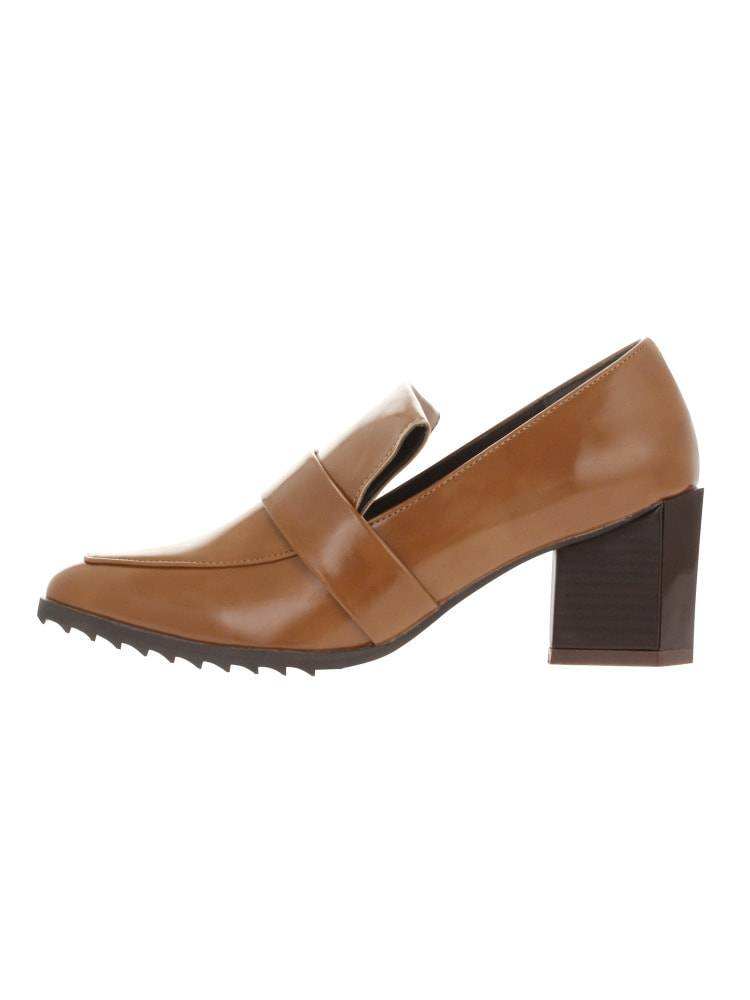 Slim loafers