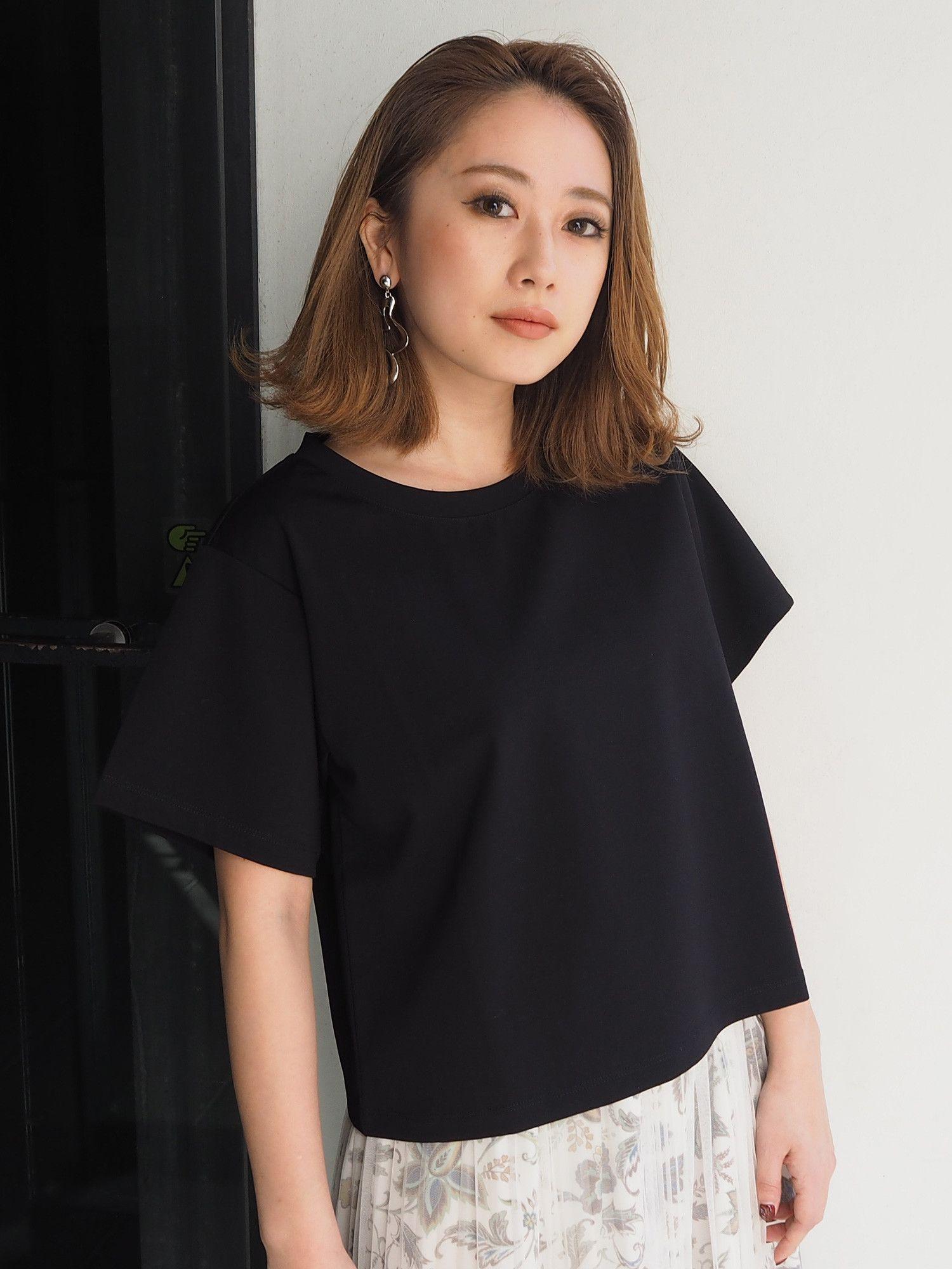 ミニマルTシャツ