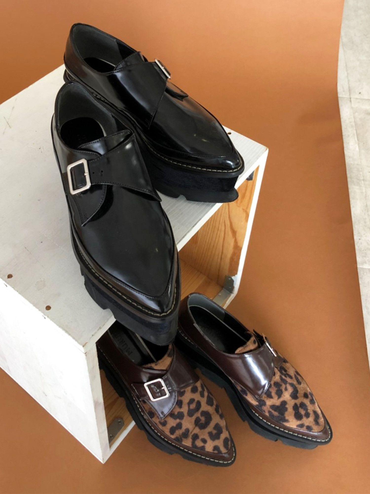 絲絨底便鞋