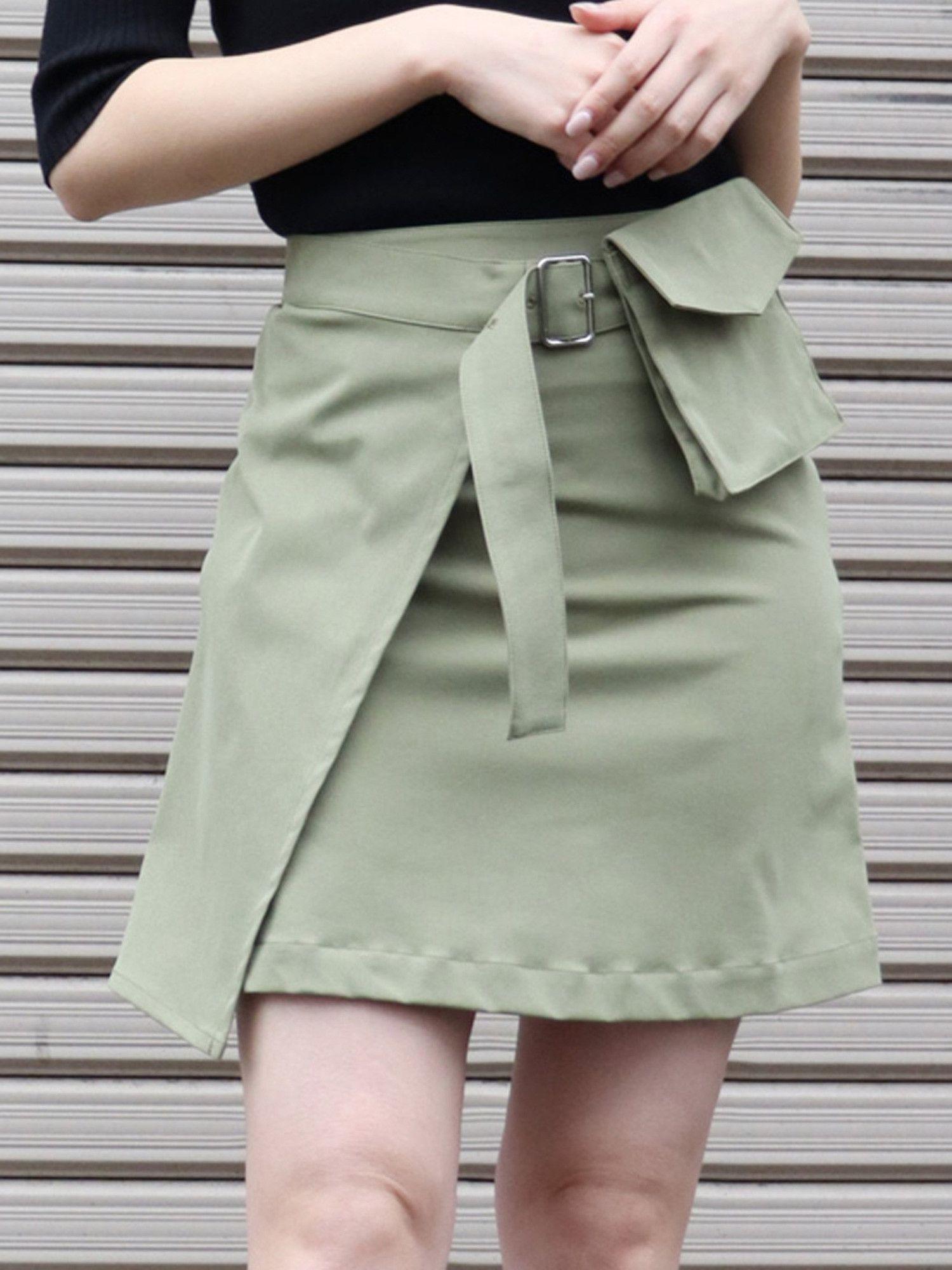 ミニポケットスカート