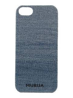 MURUA(ムルーア) |<<5/5s対応>>【LIFESTYLE】DENIM iPHONE5s case 画像01