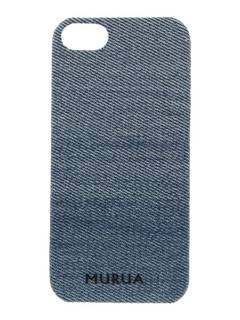 MURUA(ムルーア) |<<5/5s対応>>【LIFESTYLE】DENIM iPHONE5s case 画像06