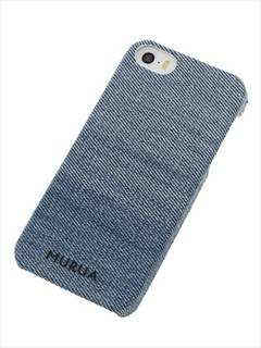 MURUA(ムルーア) |<<5/5s対応>>【LIFESTYLE】DENIM iPHONE5s case 画像03