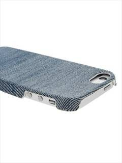 MURUA(ムルーア) |<<5/5s対応>>【LIFESTYLE】DENIM iPHONE5s case 画像04