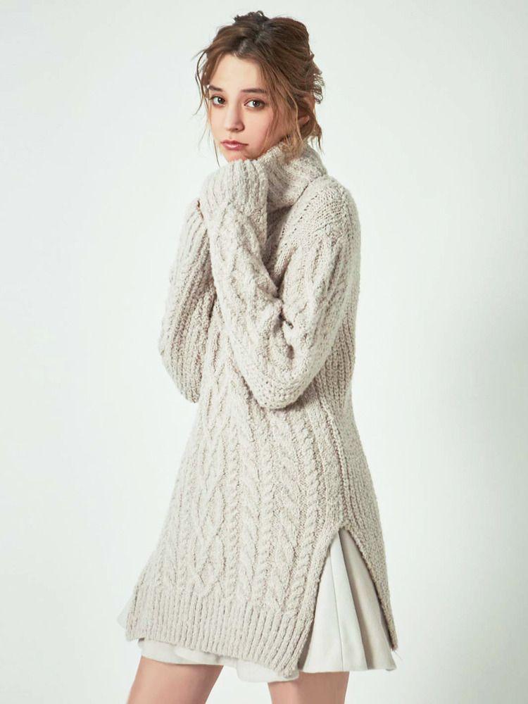 [SW]体积喇叭形迷你裙