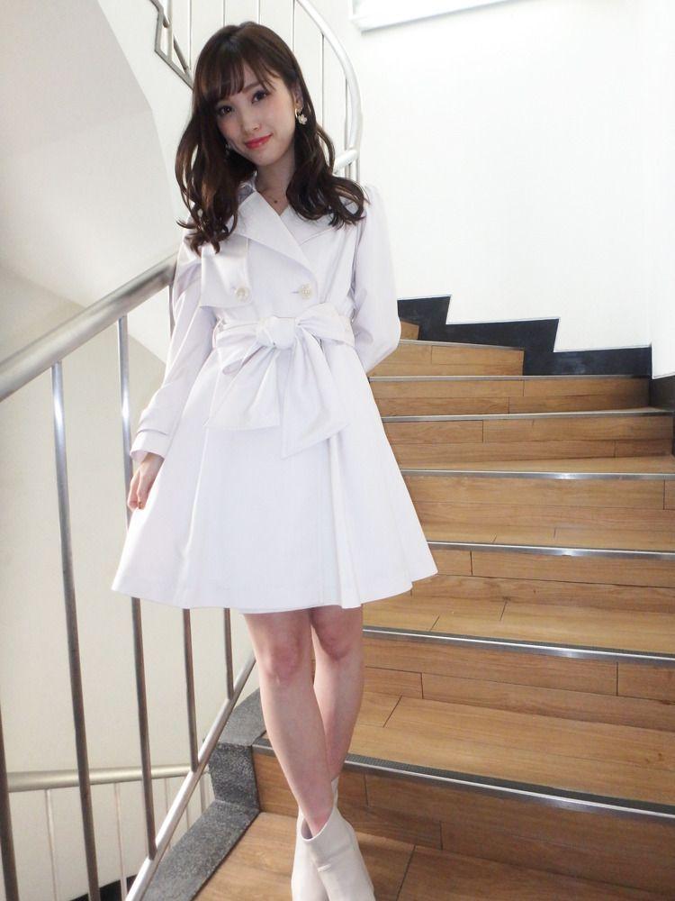 [SW]彈簧DRESS風衣