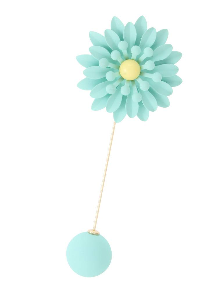 [Goods] flower pin brooch