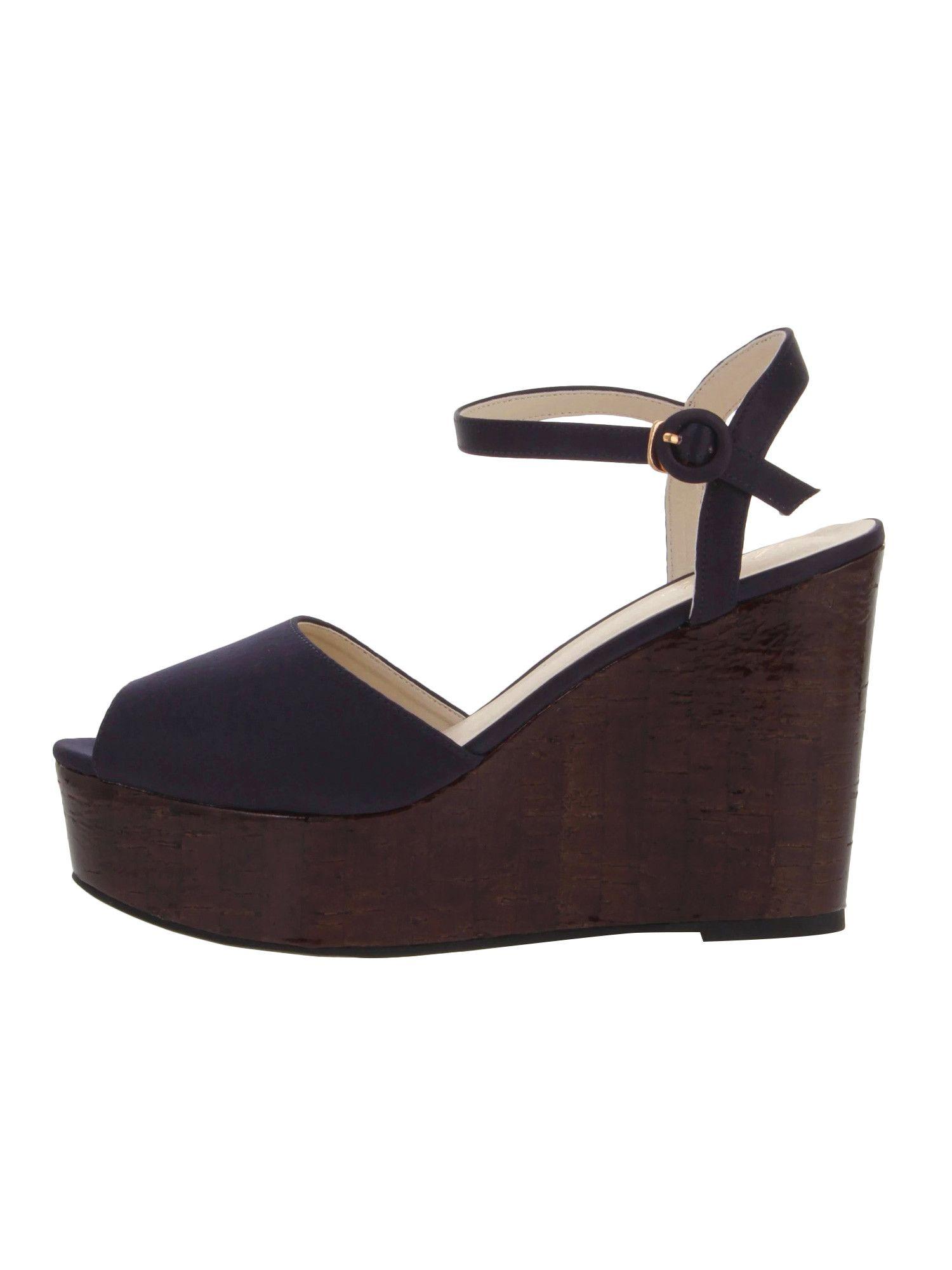 [商品]緞木涼鞋