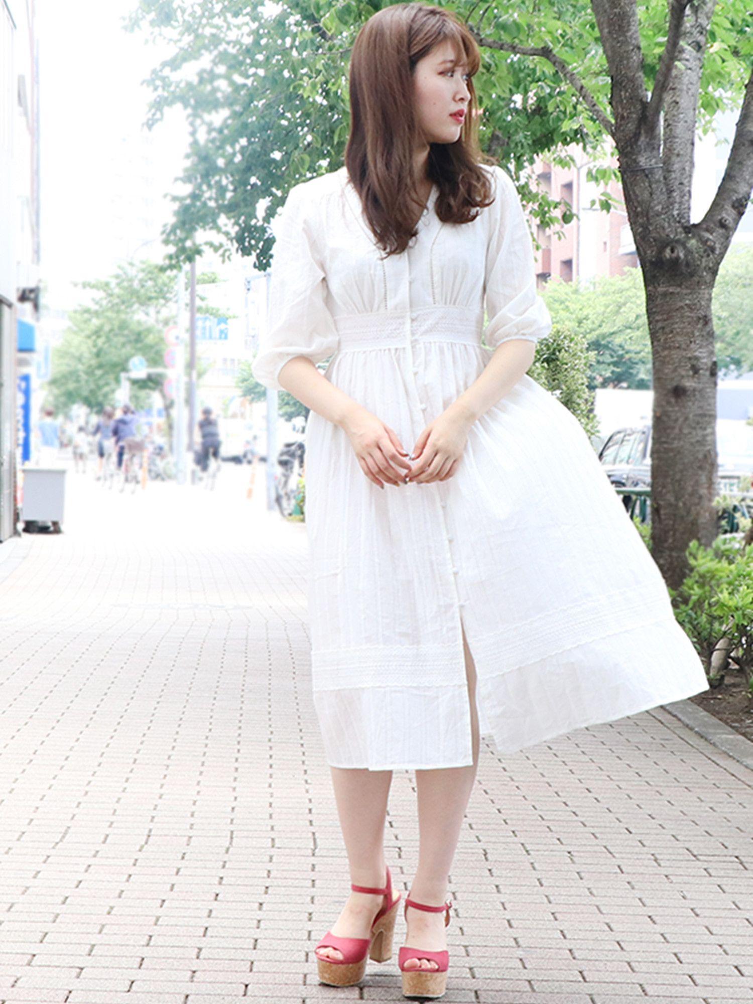 [SW]棉裙袍