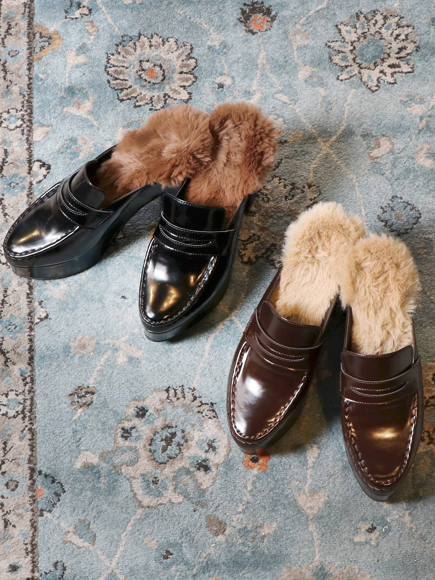 [Goods] loafers Sabo