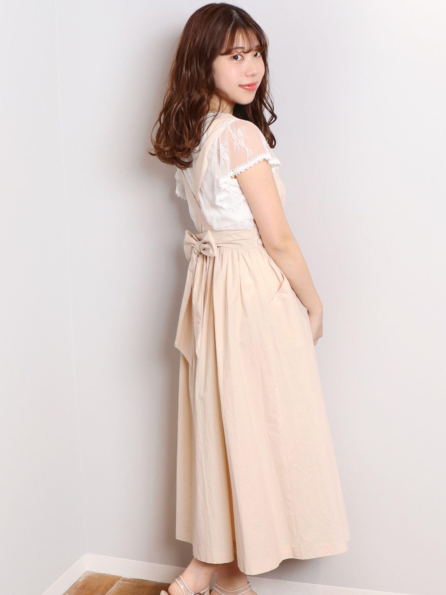 度假村禮服裙