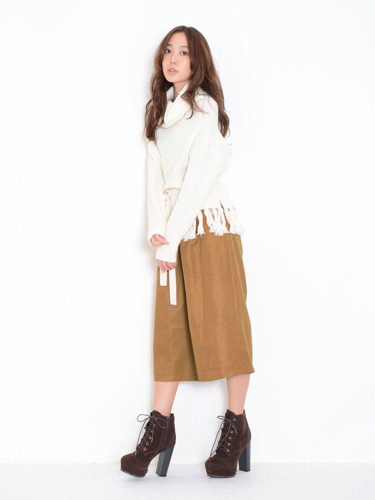 [W]掖寬褲