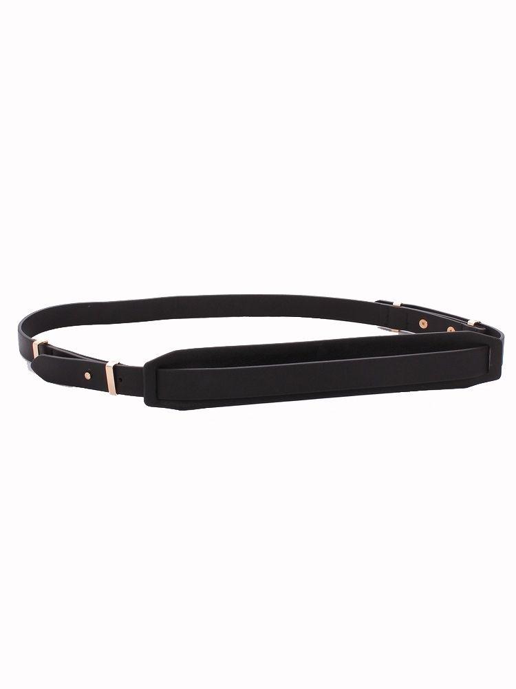 2way skinny belt