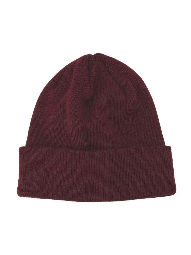 [商品]顏色基本的針織帽