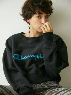 EMODA(エモダ) |【EMODA×Champion】COMPACT VOLUME TOP 画像01