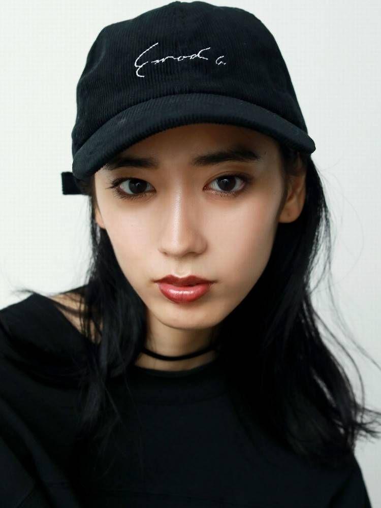 [KaneZ×EMODA]藝術標誌帽