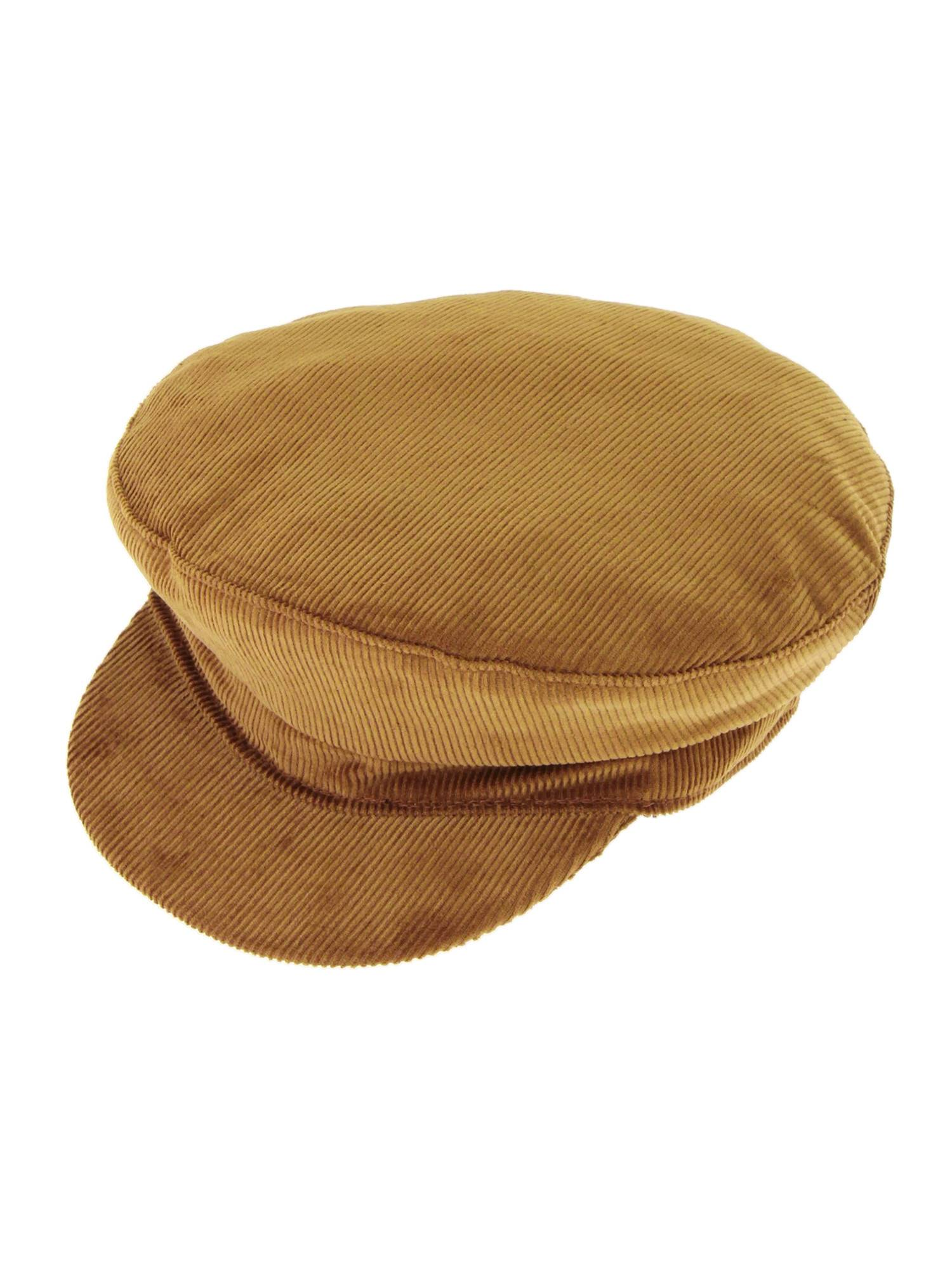 [NEW YORK HAT] CORDUROY DUTCH HAT