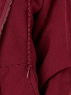 jouetie(ジュエティ) |【CAMBER】CrossKnit Zip Hooded One 画像11