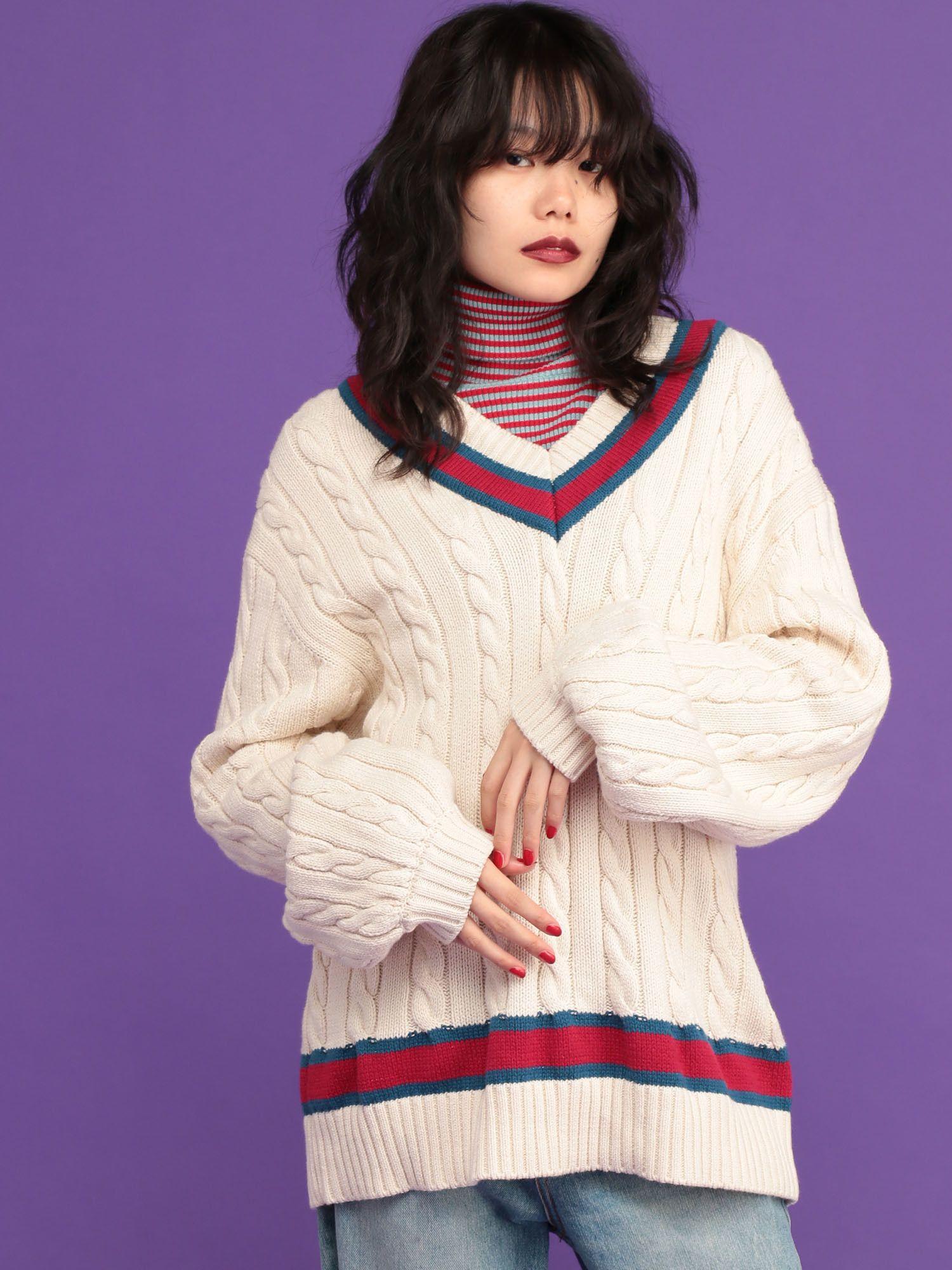 Loose chill den knit