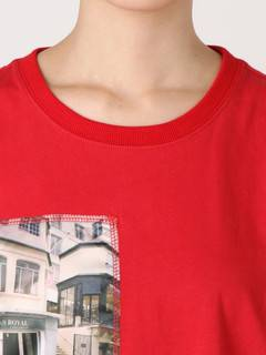 jouetie(ジュエティ) |YOUTH in MILAN,PARIS BIG PHOTO TEE 画像09