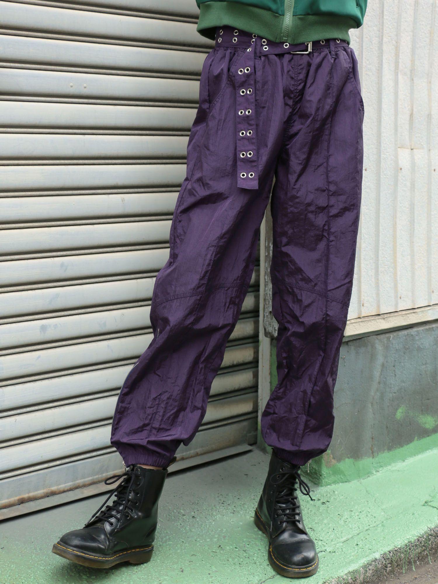 尼龙运动裤