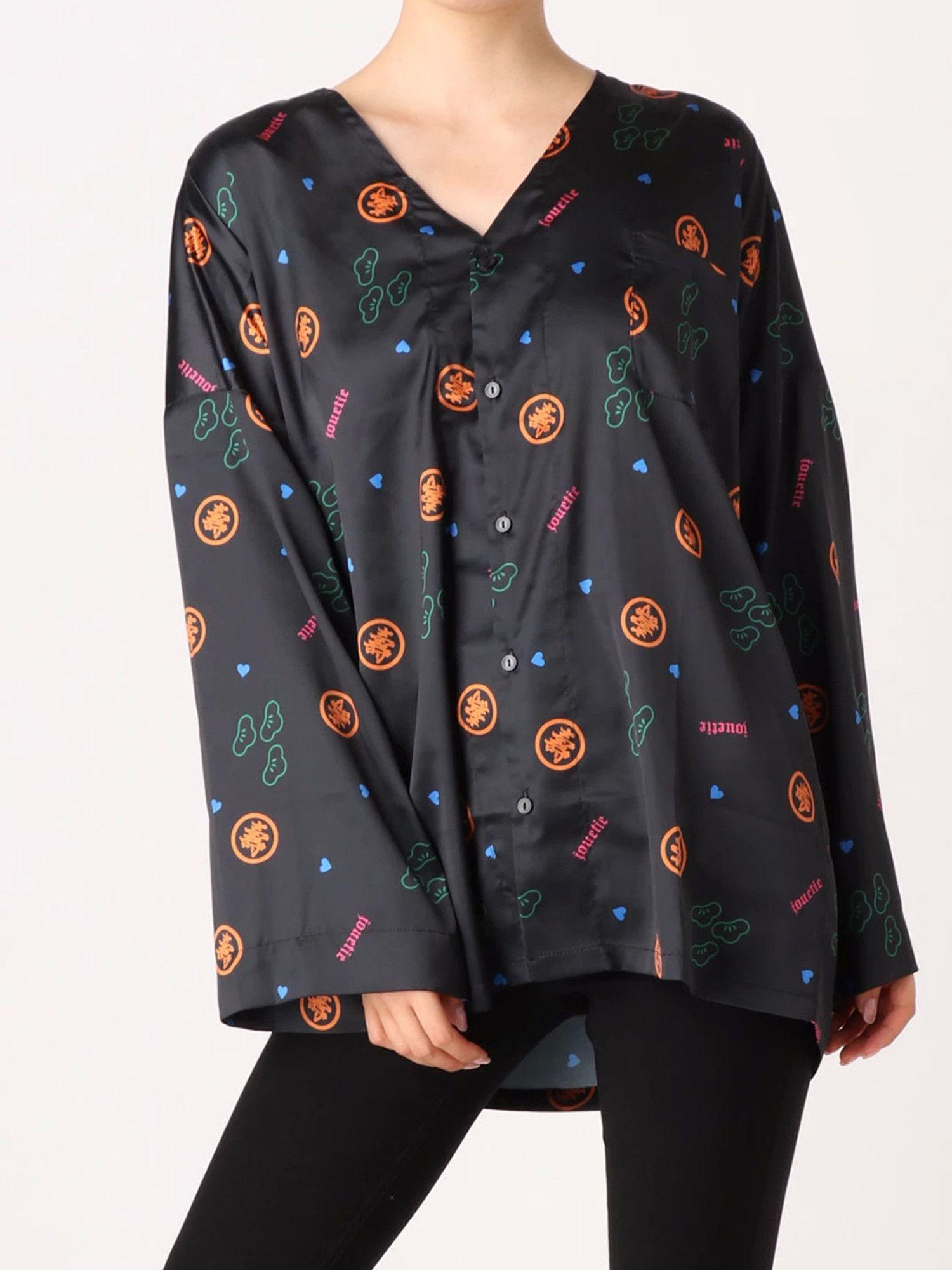 POSTOKYO koikuchi shirt