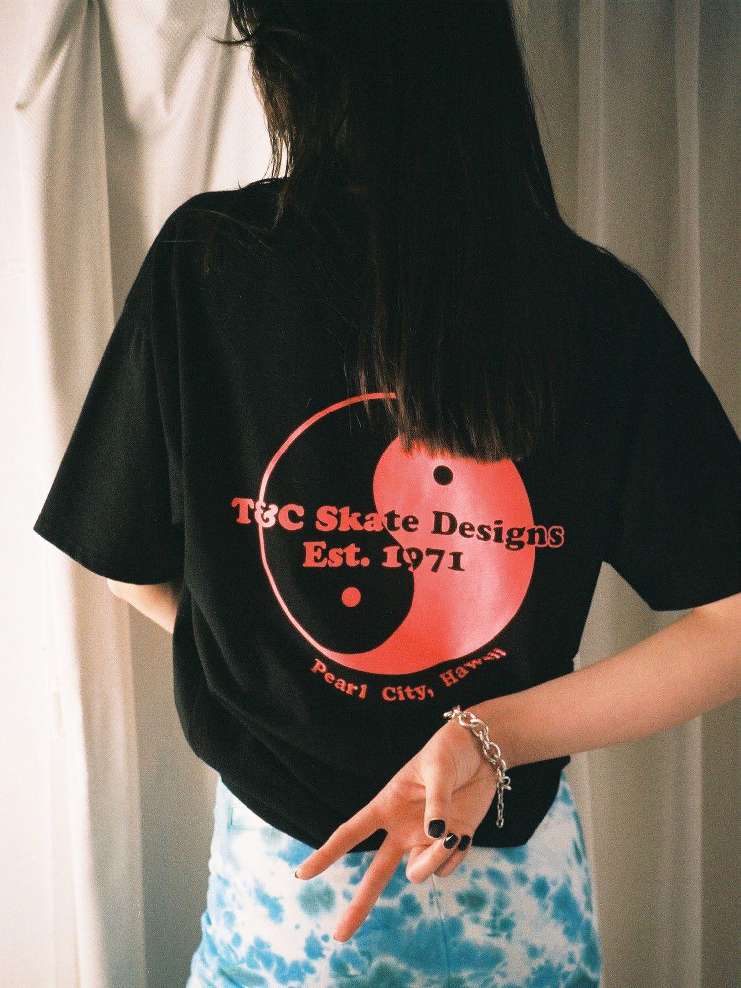 及條件BIG短衫