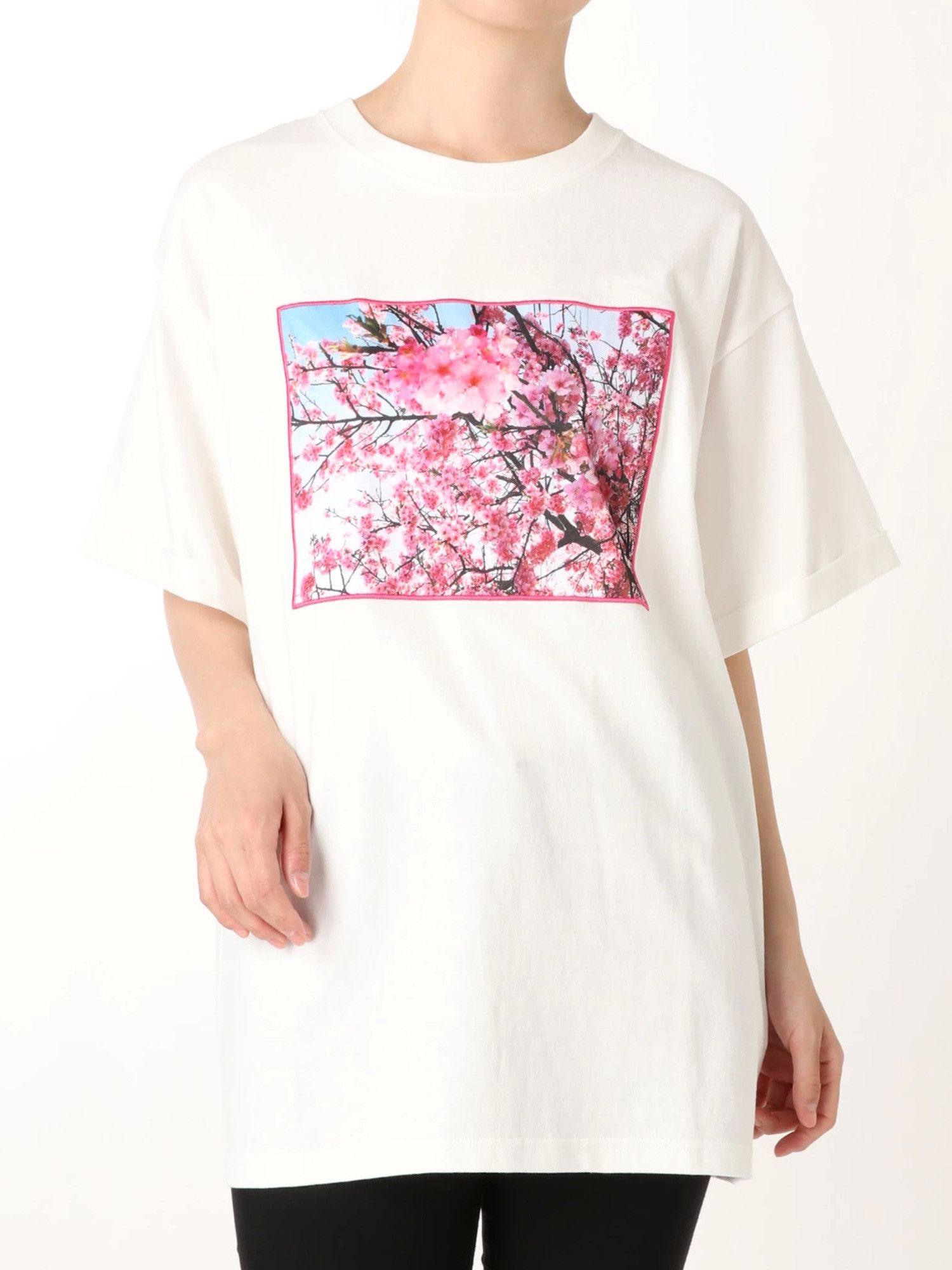 Japan scene T-shirt