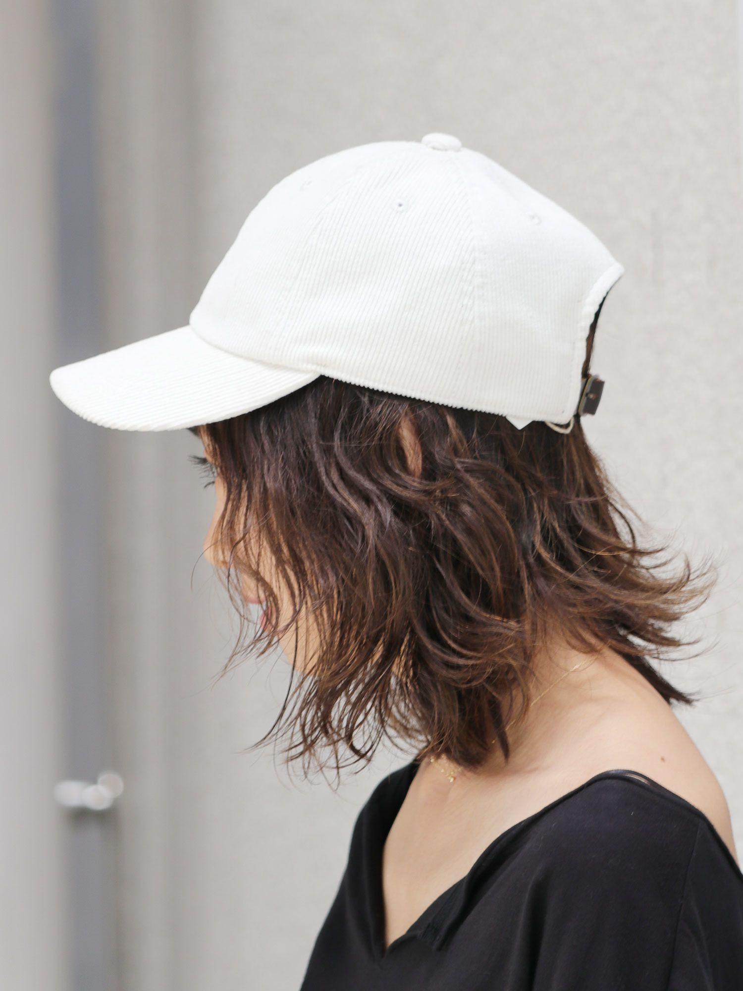 灯芯绒CAP