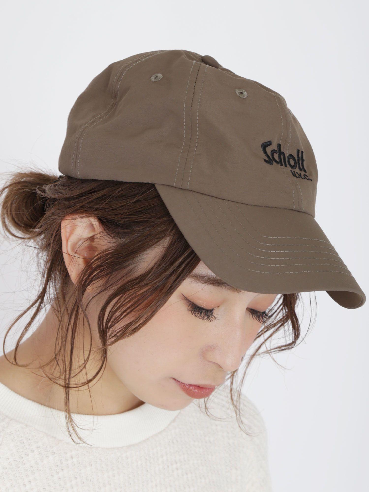 Schott bespoke cap