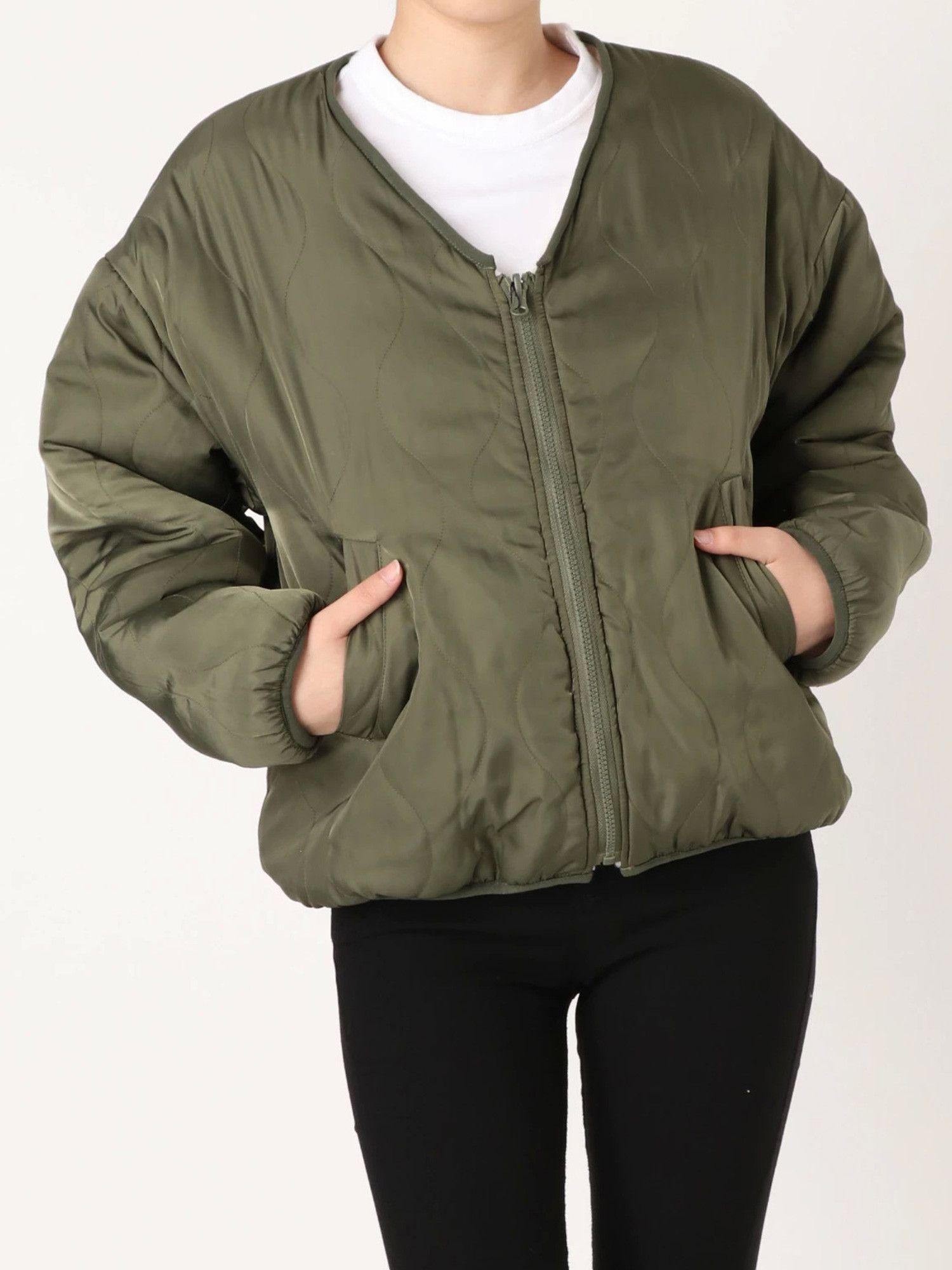 【Ungrid】ボアリバーシブルショートジャケット