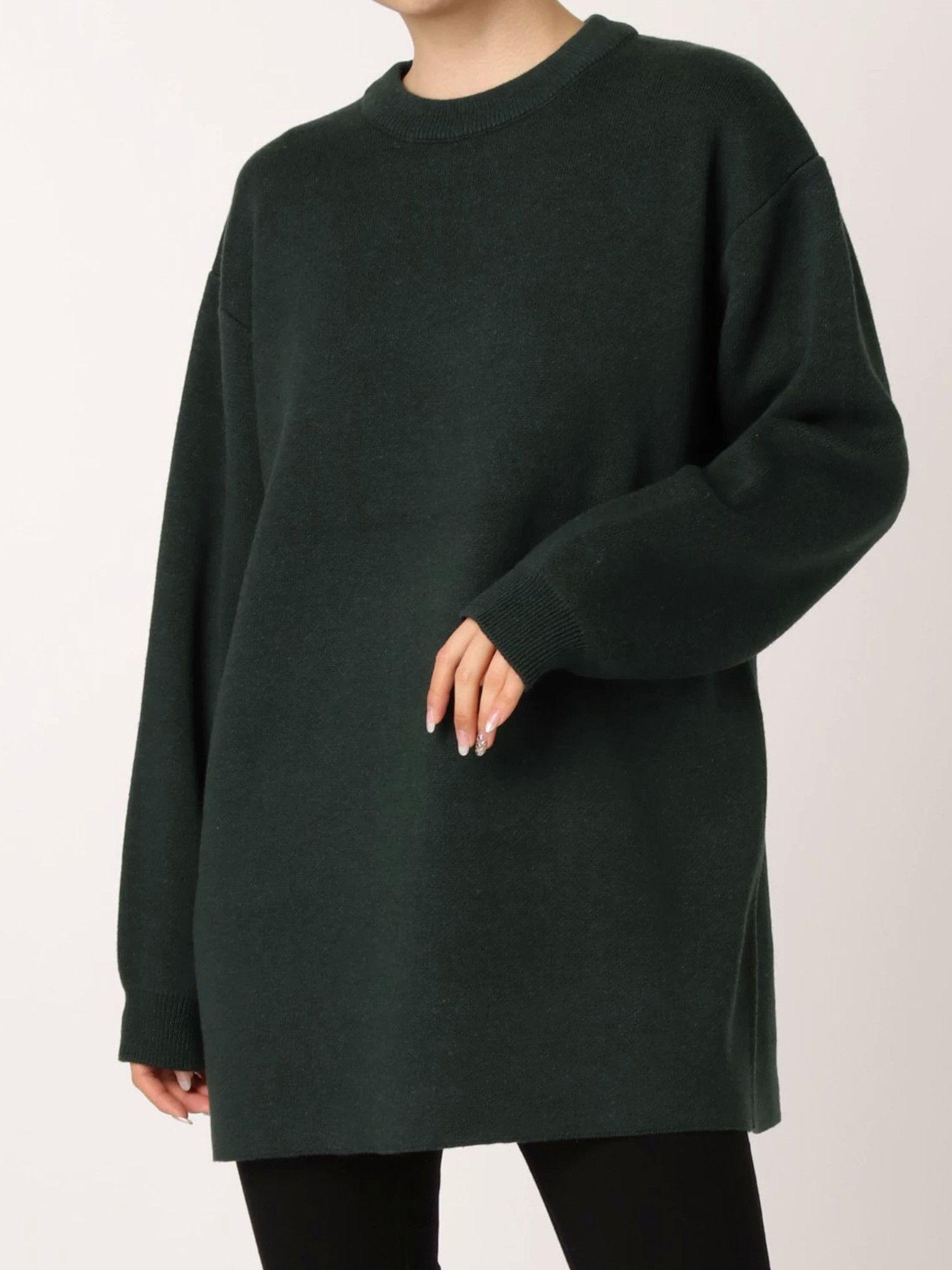[EMODA]笨重高领外衣