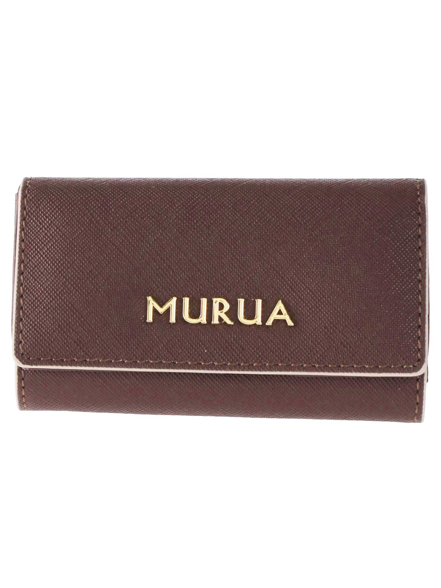 【MURUA】配色キーケース