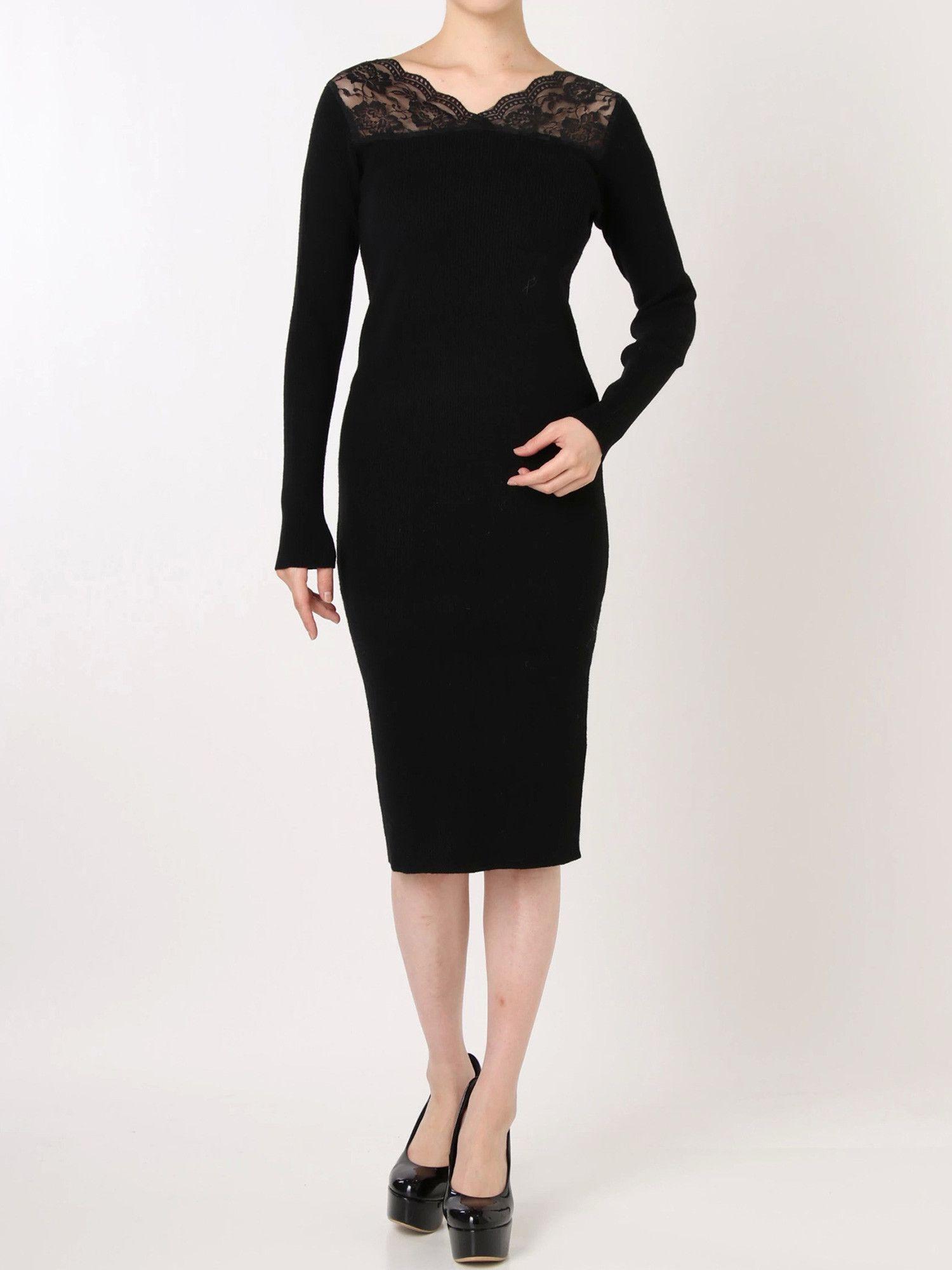 [WEB limited] Points Race Midi Dress