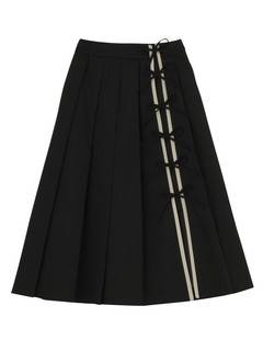 PAMEO POSE(パメオポーズ) |RIBBON PLEATED SKIRT 画像33