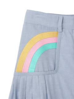 PAMEO POSE(パメオポーズ) |RAINBOW EMBROIDERED LONG SKIRT 画像19
