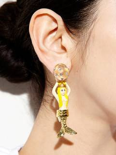 PAMEO POSE(パメオポーズ) |【77th】Mermaid Earrings 画像07