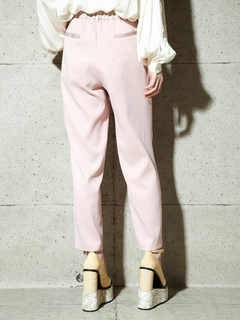 PAMEO POSE(パメオポーズ) |CHINISE BUTTON TROUSERS 画像06