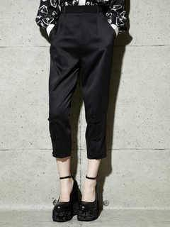 PAMEO POSE(パメオポーズ) |CHINISE BUTTON TROUSERS 画像010