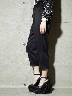 PAMEO POSE(パメオポーズ) |CHINISE BUTTON TROUSERS 画像11