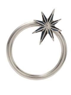 PAMEO POSE(パメオポーズ) |NUIT STAR EARRINGS SILVER 画像12
