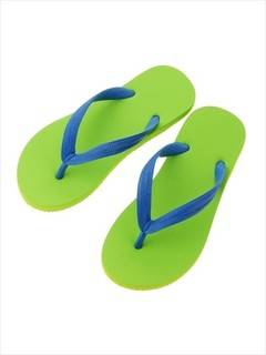 PAMEO POSE(パメオポーズ) |NATURAL RUBBER FLIP FLOPS LIME 画像02