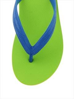 PAMEO POSE(パメオポーズ) |NATURAL RUBBER FLIP FLOPS LIME 画像05