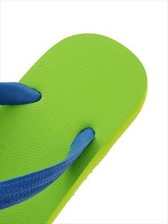 PAMEO POSE(パメオポーズ) |NATURAL RUBBER FLIP FLOPS LIME 画像06